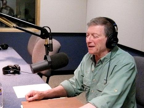 Al Dragon, Appalachian Trail expert talks about his hiking adventures