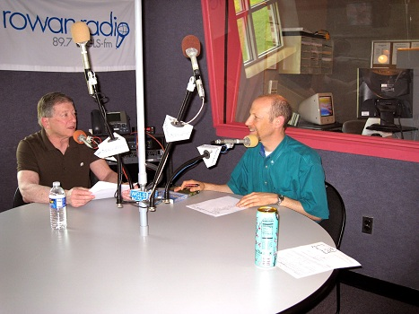 Al Dragon discusses his Appalachian Trail adventures on the Dr. Craig Wax show